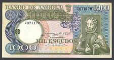 ANGOLA - 1000 ESCUDOS 1973 - Banknote Note - P 108 P108 (AU-UNC)