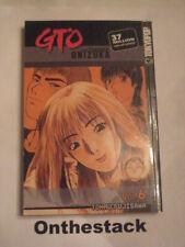 MANGA:    GTO: Great Teacher Onizuka Vol. 6 (2002, Paperback)