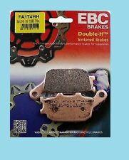Ebc Fa174hh Trasero Pastillas De Freno para caber Yamaha Yzf R6 2003 para 2015