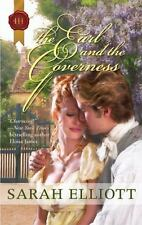 Historical: The Earl and the Governess 977 by Sarah Elliott (2010, Paperback)
