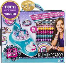Cool Maker 6038301 Kumi Kreator Studio Freunschaftsarmbänder