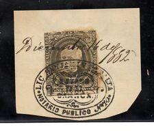 Mexico Valor Fiscal del año 1882 (BS-597)