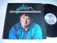 SIGNED Bob Gibson The Perfect High 1980 Stereo LP VG+