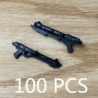 Lot 100pcs Guns weapon For Star Wars Marvel 3.75'' Action Figure Accessory TOYS