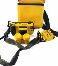 Minolta Weathermatic Dual 35mm Point & Shoot Underwater Film Camera w/Case Acces