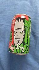 Sting The Police Exclusive Series Coca Cola Can Head Empty Promo No Cd Rare