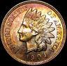 1904 Indian Cent Penny   ---- GEM BU++  ---- #D687