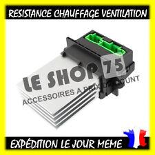 RESISTANCE Module de Puissance CHAUFFAGE ventilation clim auto Renault Scenic 2