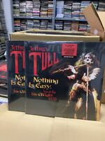 Jethro Tull 2 LP Nothing Is Easy Live At The Isle Wight 1970 Versiegelt 2020