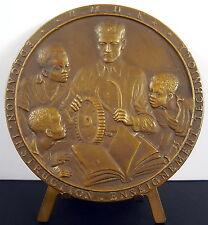 Medaille Union minière du Haut Katanga Afrique Congo belge Zaïre Africa medal