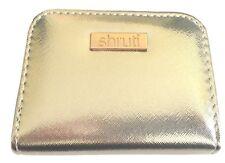 Gold Purse Clutch Wallet Ladies Medium Folding Zip Around Lisa Buckridge Ta Da
