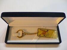 1988 Olympic Games Seoul ORIGINAL Keychain Mascot Tiger HODORI ROWING in case