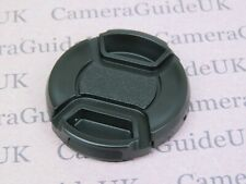 43mm Centre Pinch Front Lens Cap Universal Snap-on for all Lenses