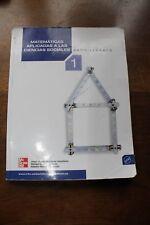 MATEMÁTICAS 1º BACHILLERATO - CO CD - MC GRAW HILL (CIENCIAS SOCIALES)