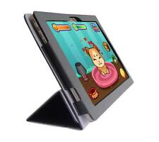 for ASUS Eee Pad Transformer TF101 PU Leather Folio Skin Cover Case, Black