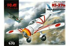 ICM 72201 1/72 Ki-27a Japan Army Fighter