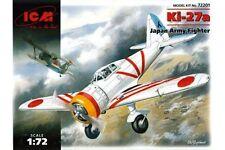 ICM 72201 1/72 Ki-27a Japan Army Fighter