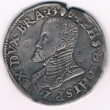 R1   1/2  ECU   1564   Philippe II Belgium  Spannish Netherlands  ANT   VH267.AN