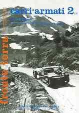 ESERCITO ITALIA Carri Armati Vol 2-2 1974 Serie Fronte Terra Bizzarri - DVD