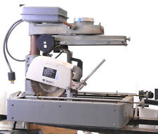Rockwell Delta 33 892 2hp 3 Phase 12 Blade Radial Arm Saw With Starter Box