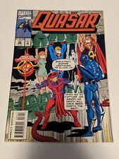 Quasar #56 March 1994 Marvel Comics