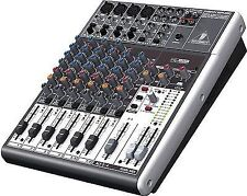 Behringer XENYX 1204usb Small Format Mixer 6ch