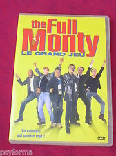 DVD The FULL MONTY Le Grand Jeu / Comedie - Strip Tease / TBE
