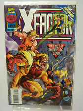 Marvel Comics 1996 Onslaught  X-Factor 124 Bagged and Boarded