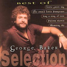 Best Of by George Baker (CD, Jul-2000, Disky) RARE FREE SHIPPING FREE SHIPPING!!