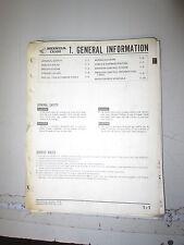 1978 Honda CX500 Service Manual