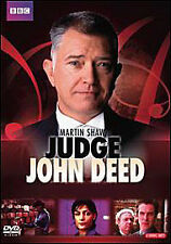 JUDGE JOHN DEED - SERIES 6 - DVD - REGION 2 UK
