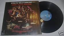 Strictly Belly Dancing LP Eddie The Sheik Kochak 1973
