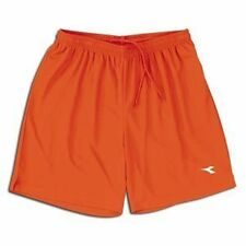 Diadora Soccer Uffizi Shorts Orange Sz YS
