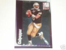 1999 DONRUSS ELITE DAUNTE CULPEPPER Rookie Card