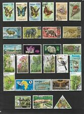 Kenya stamp selection (Ref.879)
