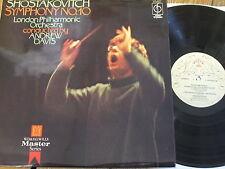 CFP 40216 Shostakovich Symphony No. 10 / Andrew Davis