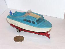 VIntage Corgi Toys Dolphin Cruiser Boat **BLACK LIGHT SPECIAL**