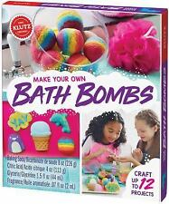 Make Your Own Bath Bombs (Bookbook - Detail Unspecified)