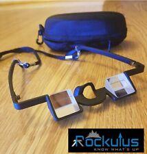 Brand New Rockulus Pro Belay Glasses Belaggles Specs for Rock Climbing w/ Case