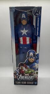 Marvel Avengers Assemble Titan Hero Series 12? The First Avenger Captain America