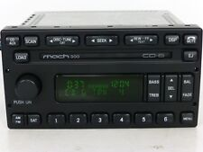 FORD MERCURY MACH 300 UNIT RADIO 6 CD DISC CHANGER STEREO PLAYER 03 04 05 06 07