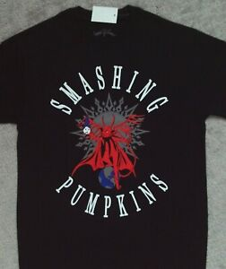 Smashing Pumpkins T Shirt _ Size Small _ New with tags _ Licensed Product