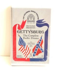 The Colonial Radio Theatre - Gettysburg The Complete Radio Drama Cassette Tapes