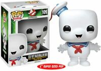 FUNKO POP GHOSTBUSTERS STAY PUFT FIGURINE VINYLE