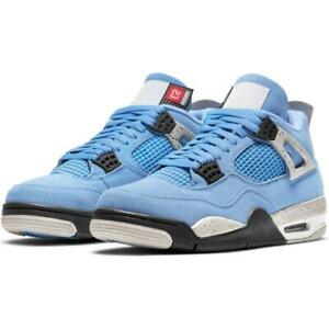 AIR JORDAN 4 RETRO UNIVERSITY BLUE CT8527-400