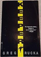 Greg Rucka KEEPER (paperback)