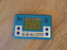 """Lcd game Orlitronic """" Schroumpfs """" 1983 game watch"""