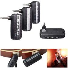 JOYO JA-03 Classic Rock Electric Guitar Mini Amp Amplifier MP3 Input Headphone