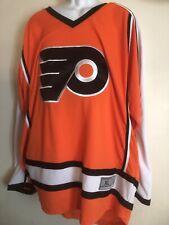 PHILADELPHIA FLYERS NHL Team Color #93 VORACEK Premier Hockey Jersey Men's XL