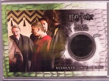 Harry Potter-Robert Pattinson-Cedric Diggory-GOF-Authentic-Movie-Costume Card